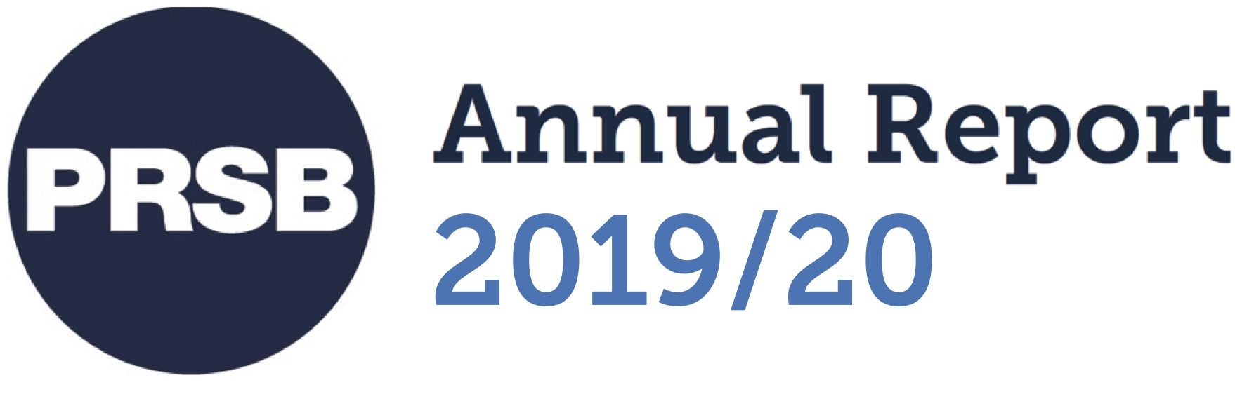 PRSB annual report 2019-20